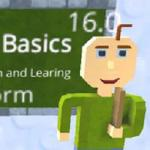Kogama Baldis Basics