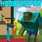 Noob vs Pro - Boss Levels